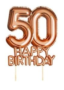 Podkładka Na Stół Na 50 Urodziny Znak